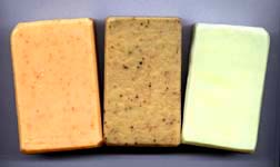 [Mixed Earthy Soaps]