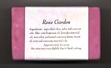 [Rose Garden II Soap]
